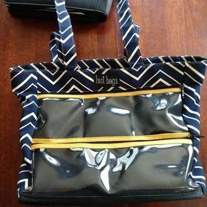 Handbags - Luci tote great for direct sales or a diaper bag